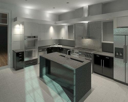 3d Revit Model Home Design Ideas Renovations Photos
