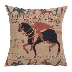 Bayeux Horse European Cushion Covers