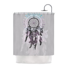 Purple Gray And Black Shower Curtain Menzilperde Net  Purple And Grey Shower Curtain