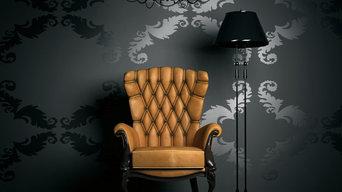 Pintura para tratamiento de cuero-piel (sofas, sillas, descalzadoras)
