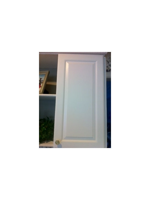 Need To Match Existing Mdf Thermafoil Cabinets Doors