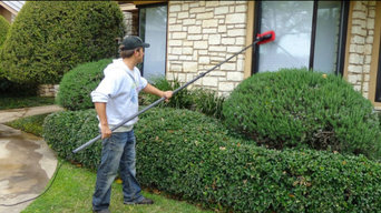 Residential Window Cleaning in Bee Cave, TX