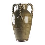 Gray Ceramic Vase