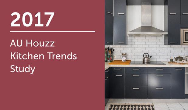 2017 AU Houzz Kitchen Trends Study