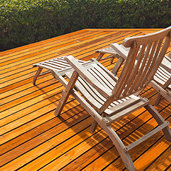 Sonning, Berkshire Decking, Patios, Sheds & Summerhouses