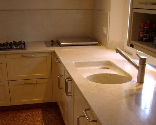 Piani cucina e lavelli scavati dal blocco - Blocco lavello cucina ...