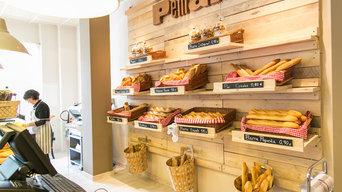Cafetería-panaderá Pemán