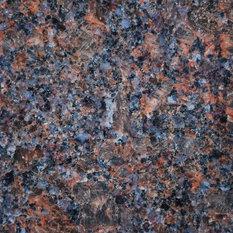 "Dakota Mahogany Granite Tiles, Polished Finish, 12""x12"", Set of 640"