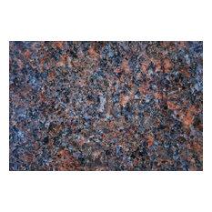 "Dakota Mahogany Granite Tiles, Polished Finish, 12""x12"", Set of 320"