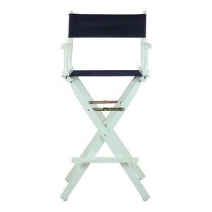 Superb Deluxe Folding Chair Navy Black Modern Outdoor Folding Machost Co Dining Chair Design Ideas Machostcouk