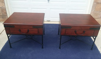 Refinishing/Color Stain