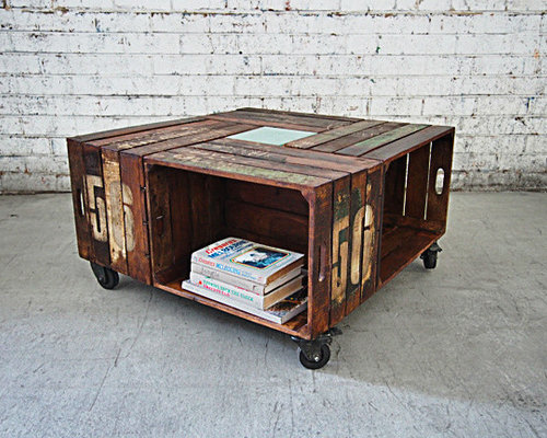 Vintage Industrial Furniture Houzz
