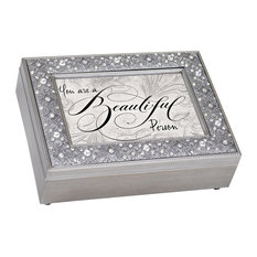 "Music Keepsake Box, ""You Are A Beautiful Person"""