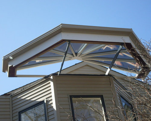 Retractable Skylight Roof