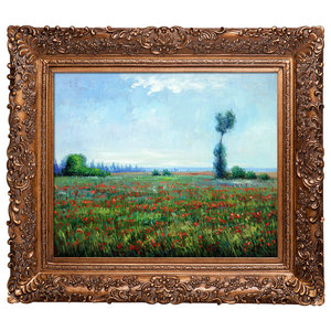 The Fields of Poppies