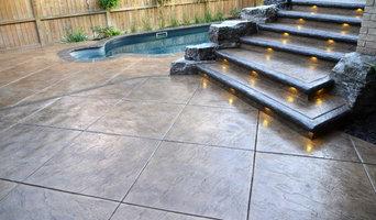 Pasadena, CA, Stamped Concrete Services
