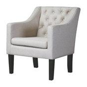 Baxton Studio Brittany Club Chair