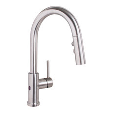 Neo Sensor Pull Down Kitchen Faucet, Stainless Steel