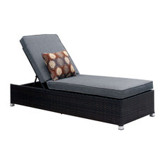 Sollari Adjustable Back Outdoor Chaise