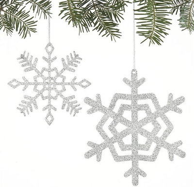 Traditional Christmas Ornaments by Crate&Barrel