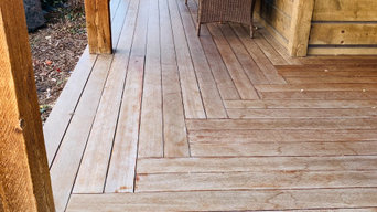 Decks, Patios, & Sheds