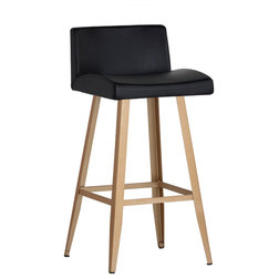 Contemporary Bar Stools And Counter Stools by Sunpan Modern Home