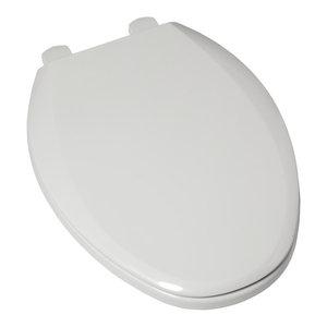 Bemis 1800ec 000 Lift Off Plastic Elongated Toilet Seat