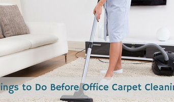 7 Things to Do Before Office Carpet Cleaning