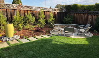 Patio With Sitting Area