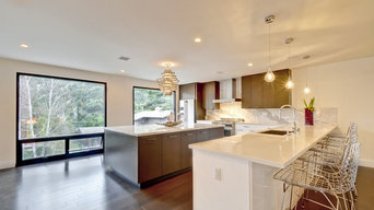 Mount Olympus, Kitchen and Bath in the Hollywood Hills