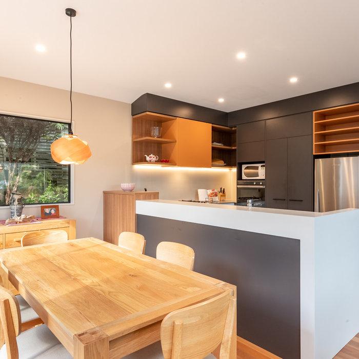 Modernist Small Kitchen