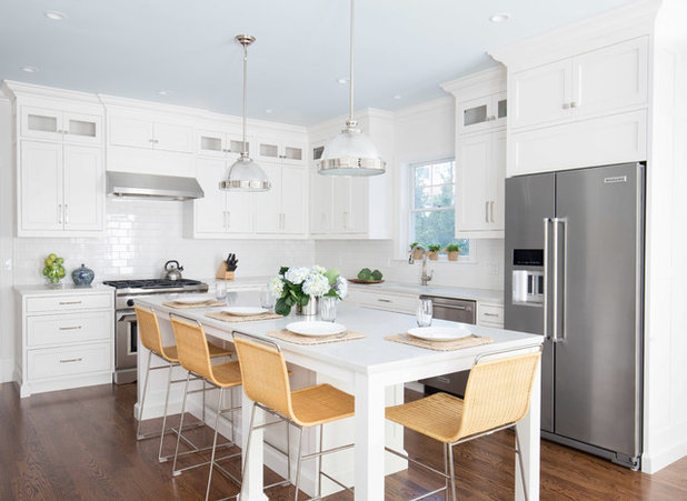 Beach Style Kitchen By Tim Lenz Photography