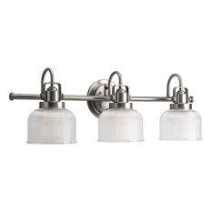 progress lighting progress lighting archibold vanity light antique nickel bathroom vanity lighting