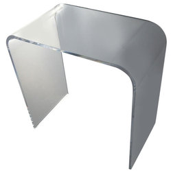Contemporary Side Tables And End Tables by acrylic fabrication