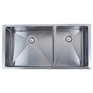 Zenuno 15 Sink 550/340U XXL, Stainless Steel