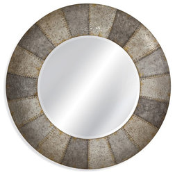 Industrial Wall Mirrors by BASSETT MIRROR CO.