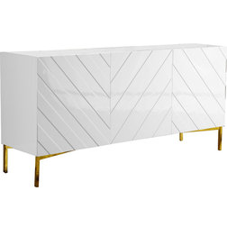 Contemporary Buffets And Sideboards by Meridian Furniture