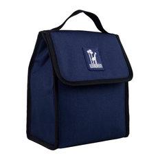 Munch'n Lunch Bag, Whale Blue