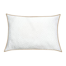 "Adjustable Shredded Memory Foam Pillow, Cooling and Tencel Cover, Standard, 20""x"
