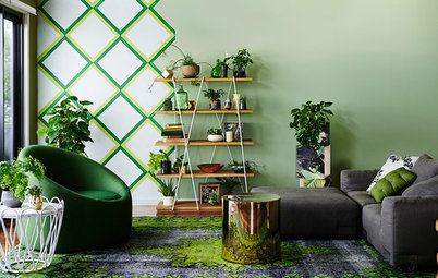 Green Up Your Home With Feel-Good Indoor Plants