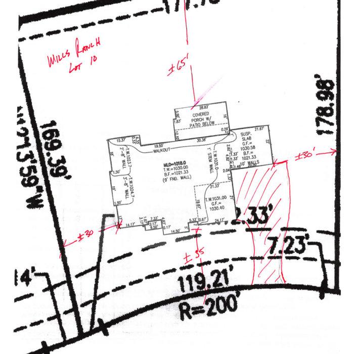 Mills Ranch Lot 10 16904 Bond St OP, KS 66221 For Sale