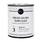Polyurethane Clear Topcoat Step 3