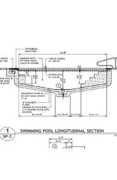 Swimming Pool Winnetka Illinois Traditional Pool