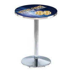 Notre Dame ND Pub Table 36-inchx42-inch by Holland Bar Stool Company