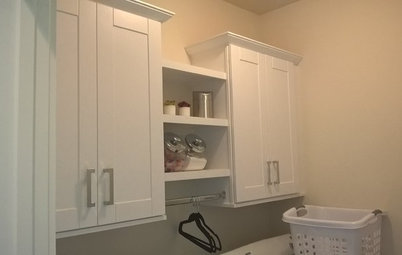 Reader Laundry Room: More Storage for $900 in Tennessee