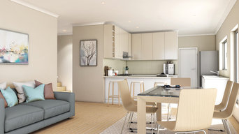 3D Architectural Rendering for Sydney Townhouse Project
