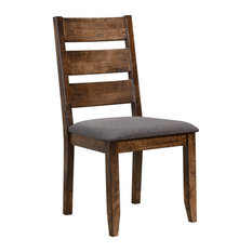Denton Dining Chair, Nutmeg, Set of 2