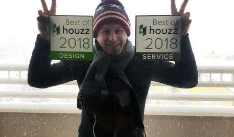 Best of Houzz 2018: 4 Professionisti Condividono il Loro Successo