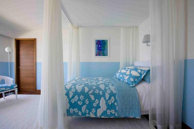Éclectique Chambre Eclectic Bedroom