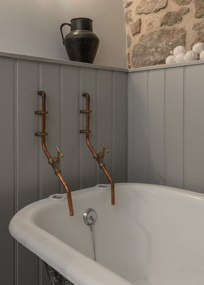 Design Your Own Faucets With Copper Pipe Budget Realty